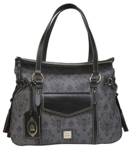 Haunted Mansion inspired Dooney & Bourke bag