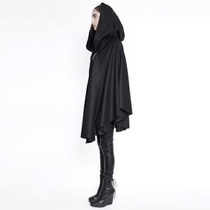 Ovate Wool Cloak: Photo from Ovate's Instagram