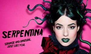 Serpentina! Sold out! Noooo!