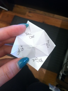 Fortune from Maia.